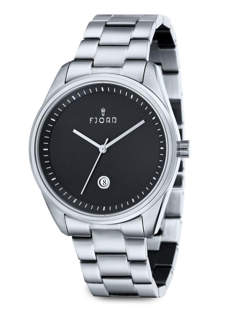 Get 92% Off JORD DAN 3-Hand Stainless Steel Watch fromZalora.sg