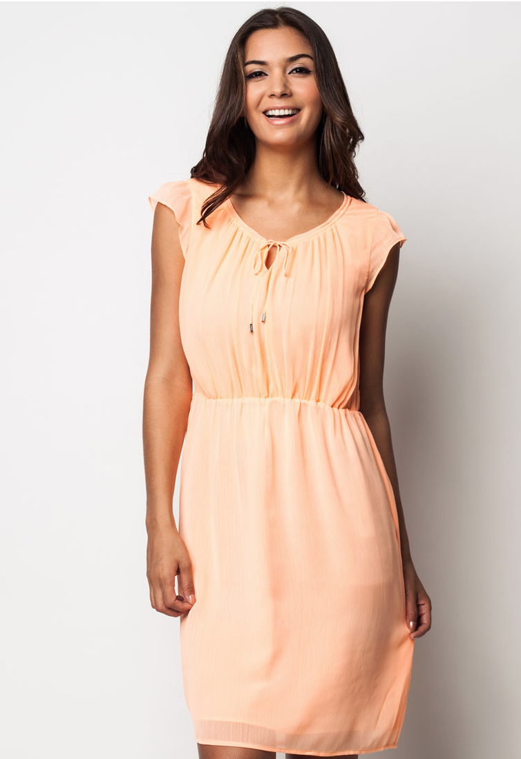 Save 40% on a Dip Hem Dress by Mexx at Zalora SIngapore