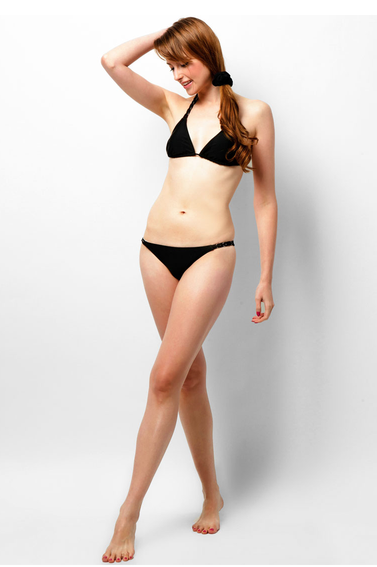Get 40% Off Sassa Triangle Bikini Set from Zalora.sg