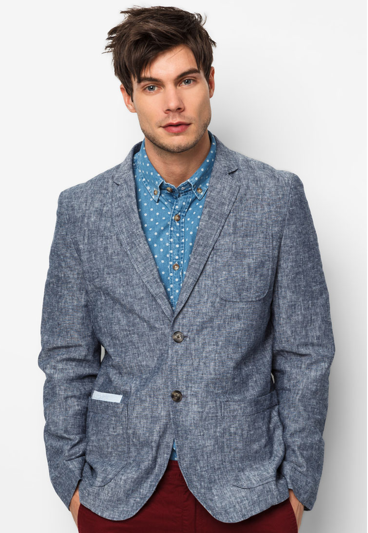 Get 15% OFF Tate Blazer at Zalora.sg